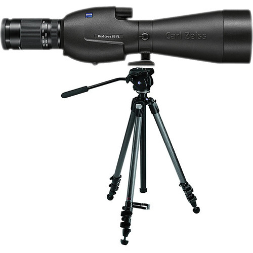 Zeiss Victory DiaScope 20-75x85 T* FL Spotting Scope with Tripod