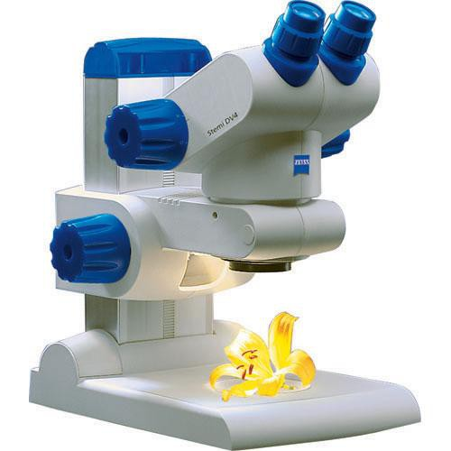 Zeiss Stemi DV4 Stereo Microscope with LED Illumination