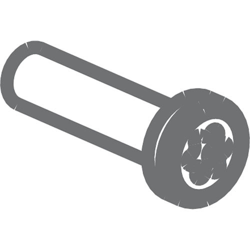 Zeiss Torx Pan-Head Screws (M2x8)