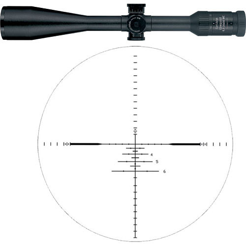 Zeiss 6.5-20x50 Conquest AO MC Riflescope (Stainless)