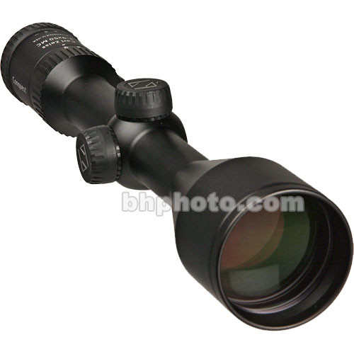 Zeiss 3-9x50  MC Conquest Riflescope (Matte Black)