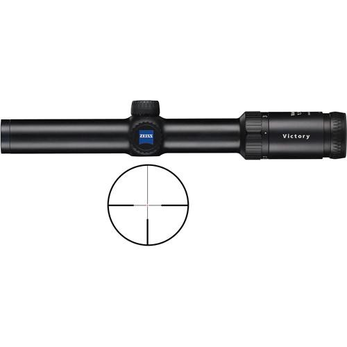 ZEISS Victory Varipoint 1.1-4x24  T* Riflescope (Matte Black)