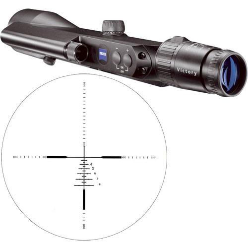 Zeiss 3-12x56 Victory Diarange T*  Riflescope (Matte Black)