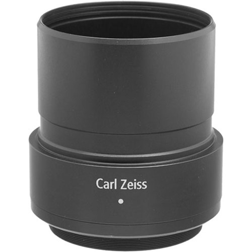 "ZEISS 2"" Diascope T* FL Eyepiece Adapter - for Using w/ 2"" Focusers"