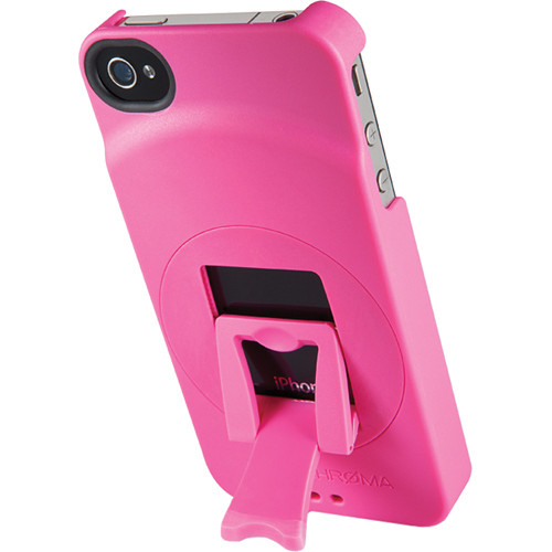 Zero Chroma Teatro-S for iPhone 4/4S (Pink)