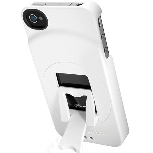 Zero Chroma Teatro-S for iPhone 4/4S (White)