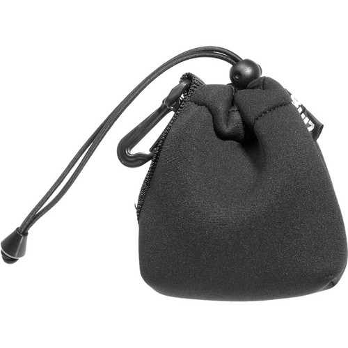 Zing Designs SPBK1 Small Drawstring Pouch (Black)