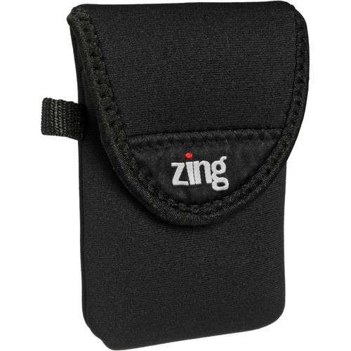 Zing Designs SPE Small Camera/Electronics Belt Bag (Black)