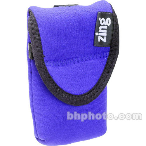 Zing Designs SPE Small Camera/Electronics Belt Bag (Blue)