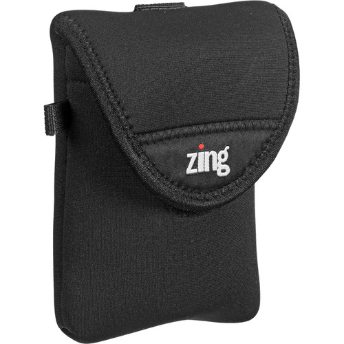 Zing Designs MPE Medium Camera/Electronics Belt Bag (Black)