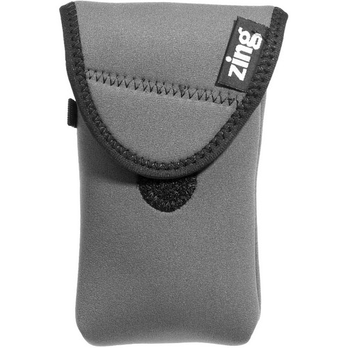 Zing Designs MPE Medium Camera/Electronics Belt Bag (Gray)