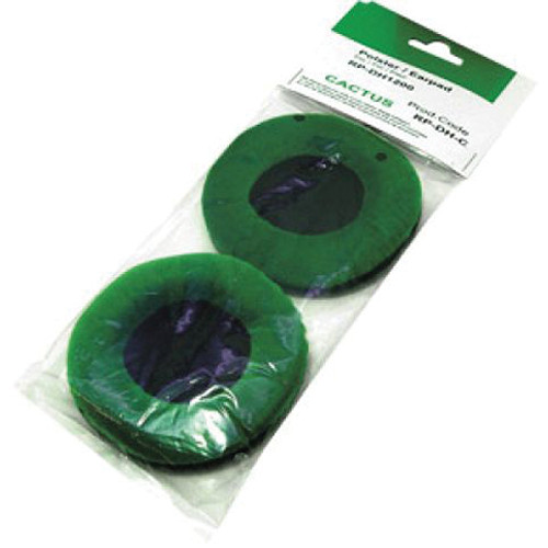 Zomo Velour Earpads For Technics RP-DJ1200 (Cactus)