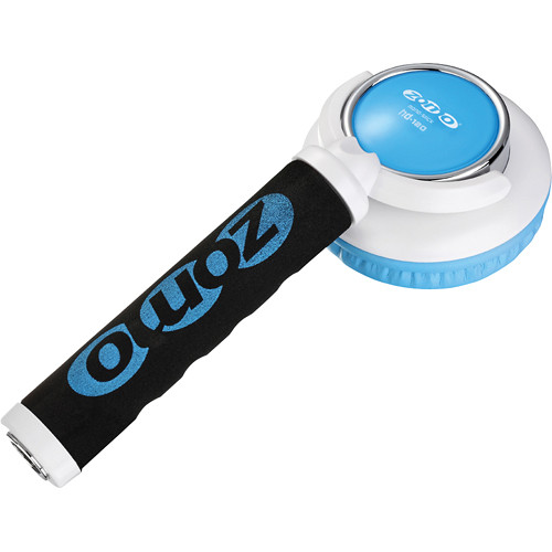 Zomo HD-120 Mono-Stick Headphone (White/Blue)