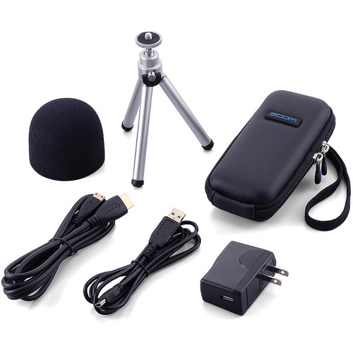 Zoom APQ-2HD Accessory Set for Q2HD Video Recorder