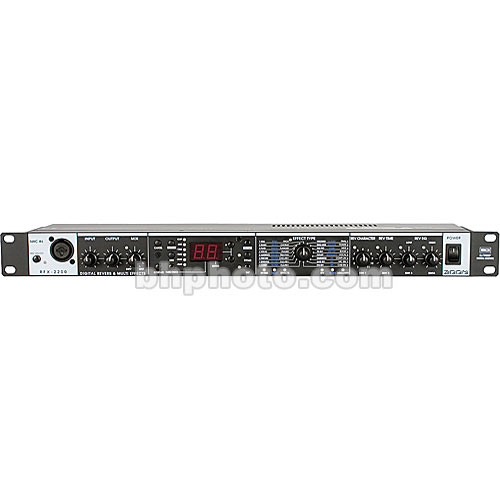 Zoom RFX-2200 Reverb and Multi-Effects Processor