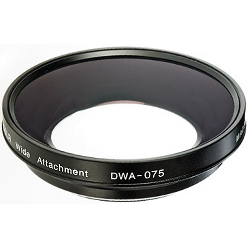 Zunow DWA-075 DSLR Wide Angle Attachment
