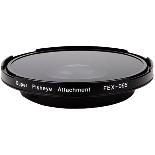 Zunow FEX-055 Super Fisheye Lens Attachment