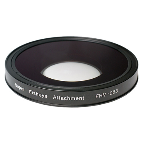 Zunow FHV-055 Super Fisheye Lens Attachment