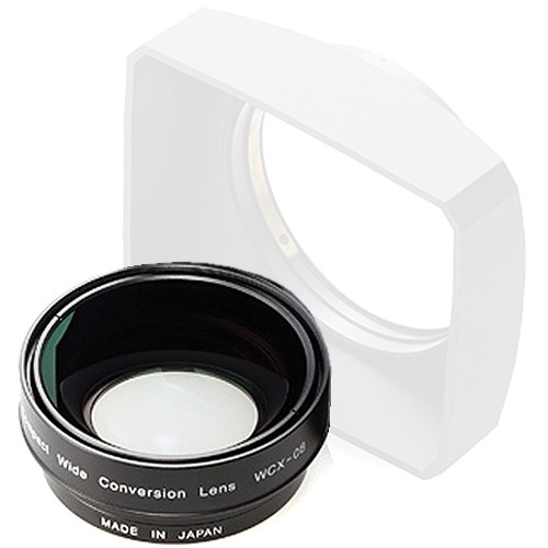 Zunow WCX-08 Wide Angle Conversion Lens