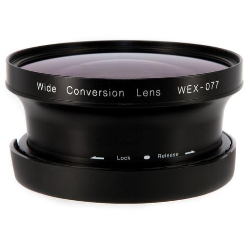Zunow WEX-077 Wide Conversion Lens For Sony EX1/EX1R/EX3 Cameras