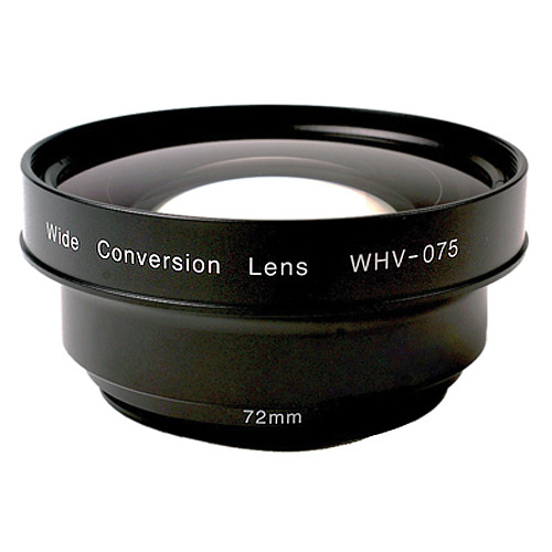 Zunow WHV-075 Wide Angle Conversion Lens