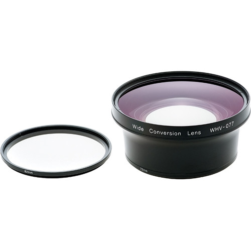 Zunow WHV-77 Low Distortion Wide Conversion Lens