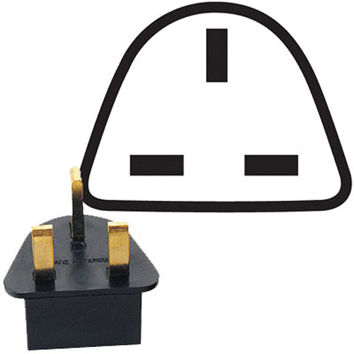 Zylight AC Plug Adapter - UK