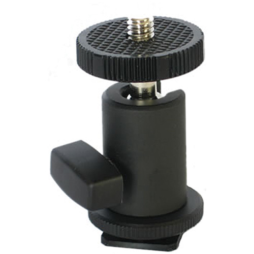 Zylight Hotshoe Ball Mount