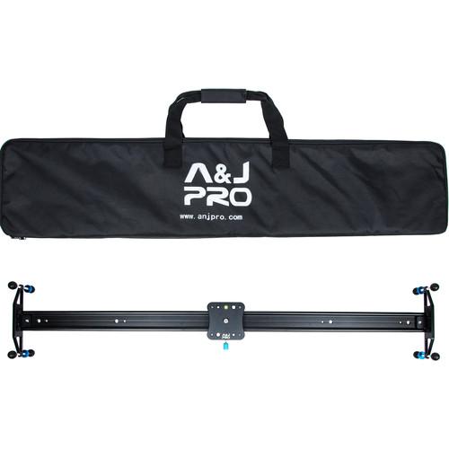 "A&J PRO Simple Camera Slider (29.9"", 11 lb Payload)"