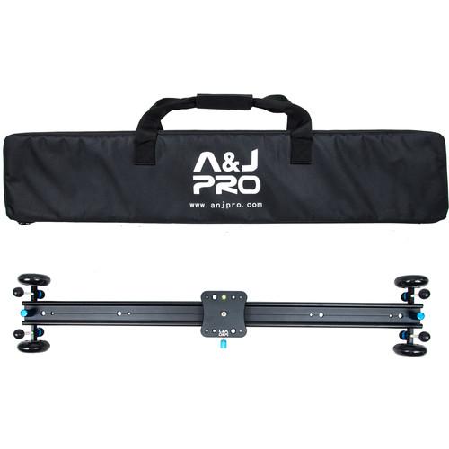 "A&J PRO Moving Camera Slider (29.9"", 11 lb Payload)"