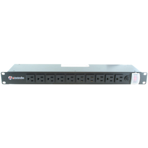 "A-Neutronics 20-Outlet / 19"" Wide Rackmount Power Strip"