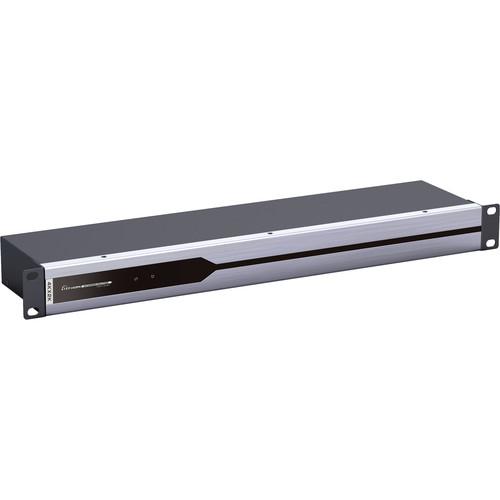 A-Neuvideo UHD 4K Extender Splitter with One HDMI Input and 8 HDbitT 30Hz Outputs over CAT6 (394')