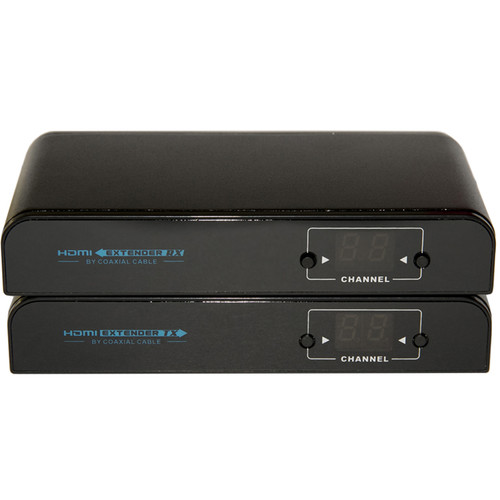 A-Neuvideo ANI-HDRF HDMI to HDTV over Single CAT5 RF Extender Kit
