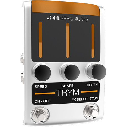 Aalberg TRYM TR-1 Tremolo Pedal with Wireless Control