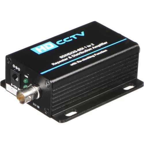 AAS HD-SDE-122R SD/HD/3G-SDI Distribution Amplifier/Extender