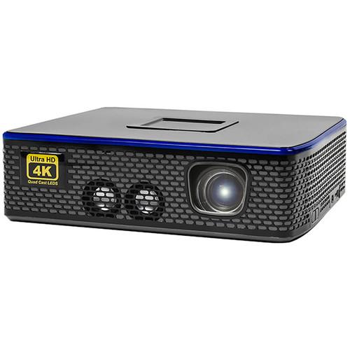 AAXA Technologies 4K1 1500-Lumen DLP Home Theater Projector