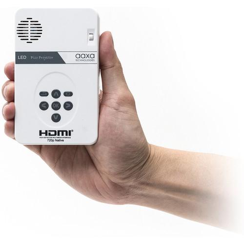 AAXA Technologies LED Pico HD Pocket Projector