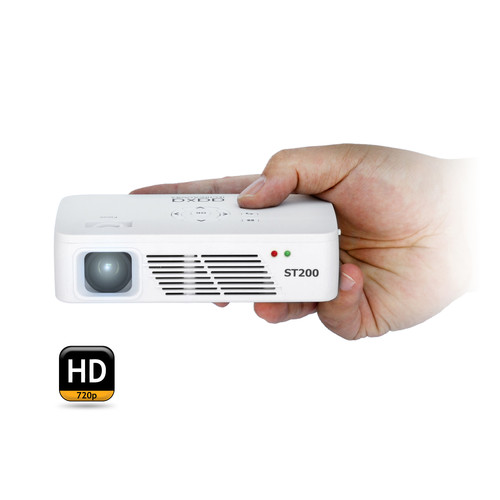 AAXA Technologies ST200 150-Lumen 720p Short-Throw Pico Projector