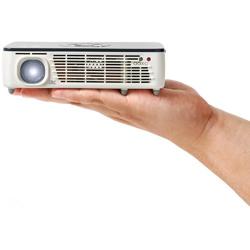 AAXA Technologies P450 Pro 500-Lumen WXGA DLP Pico Projector with Wi-Fi