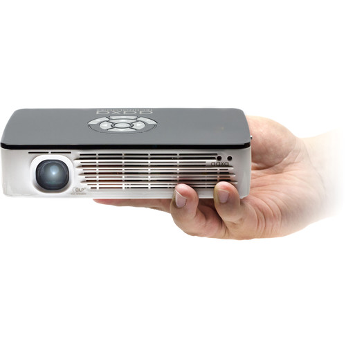 AAXA Technologies P700 Pro 650-Lumen WXGA LED Pico Projector with Wi-Fi