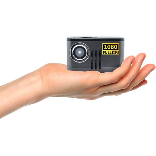 AAXA Technologies P7 600-Lumen Full HD DLP Pico Projector