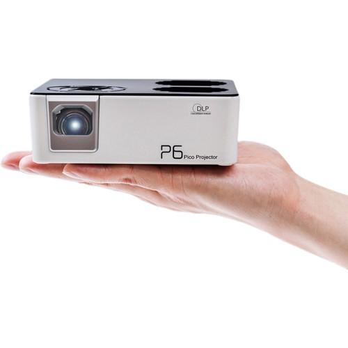 AAXA Technologies P6 600-Lumen WXGA LED Pico Projector