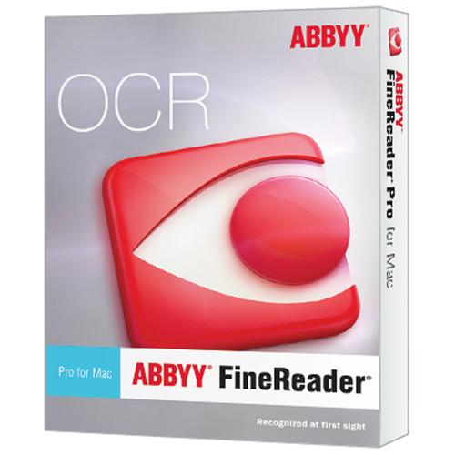 ABBYY FineReader Pro for Mac (Upgrade)