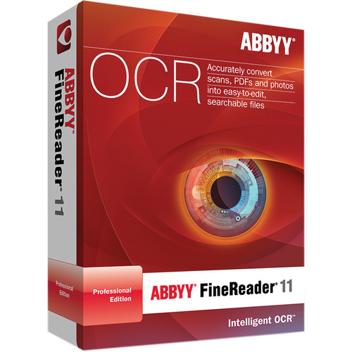 Features of Abbyy FineReader 11