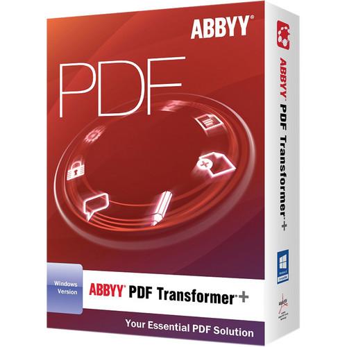ABBYY PDF Transformer+ (Download)