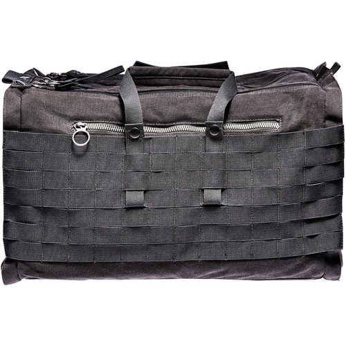 Able Archer Duffel Bag (Ash Black)