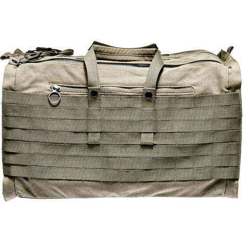 Able Archer Duffel Bag (Leaf Green)