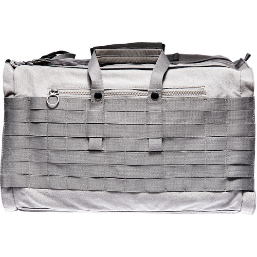 Able Archer Duffel Bag (Cement Grey)