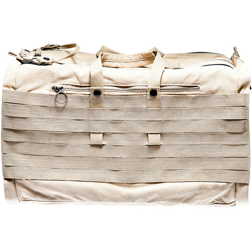 Able Archer Duffel Bag (Sand Tan)
