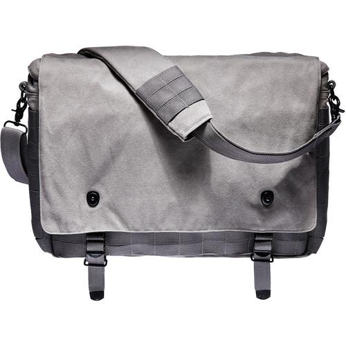 Able Archer Laptop Satchel (Cement)